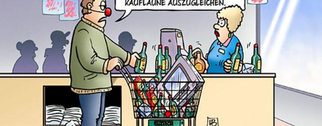 Einkauf - Kais Kolumne